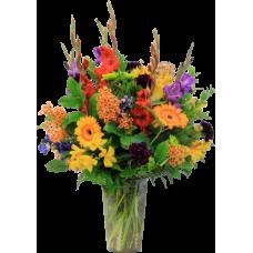 Blooming Arrangement Vased