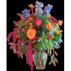 Fresh Vase Arrangement