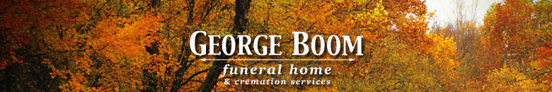 George Boom Funeral Home Online Flower Orders